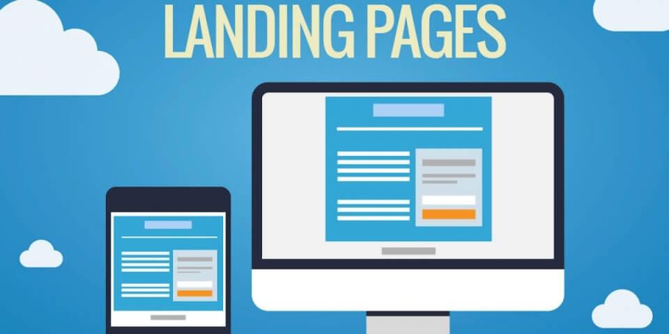 O que é Landing Pages?