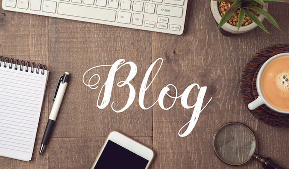 Um Blog não é Apenas um Blog, É um Negócio