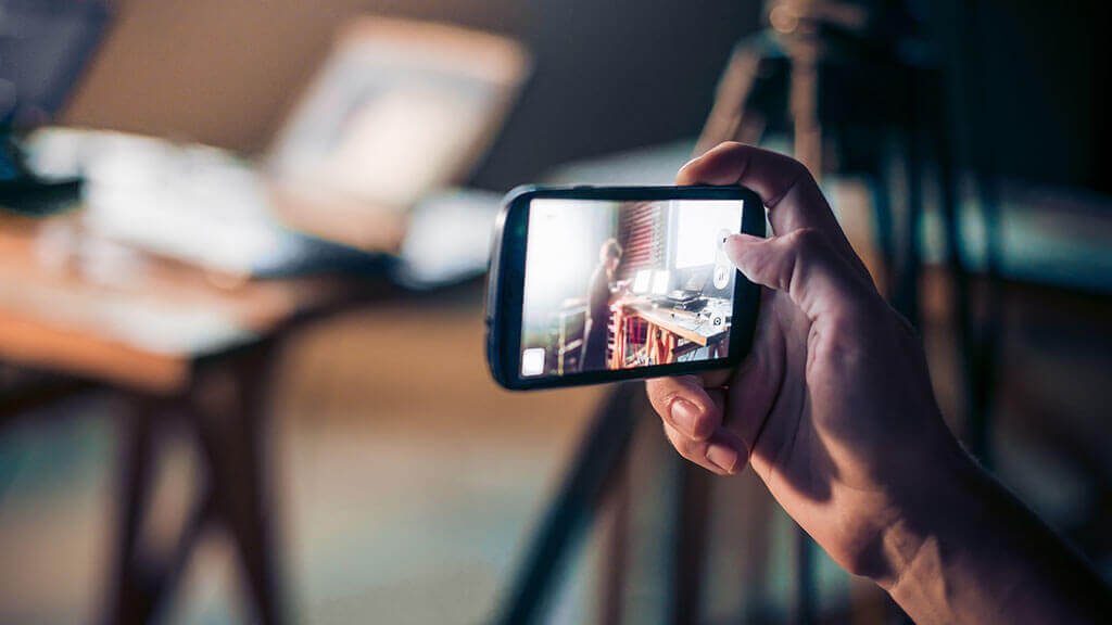 20 aplicativos para gravar vídeos