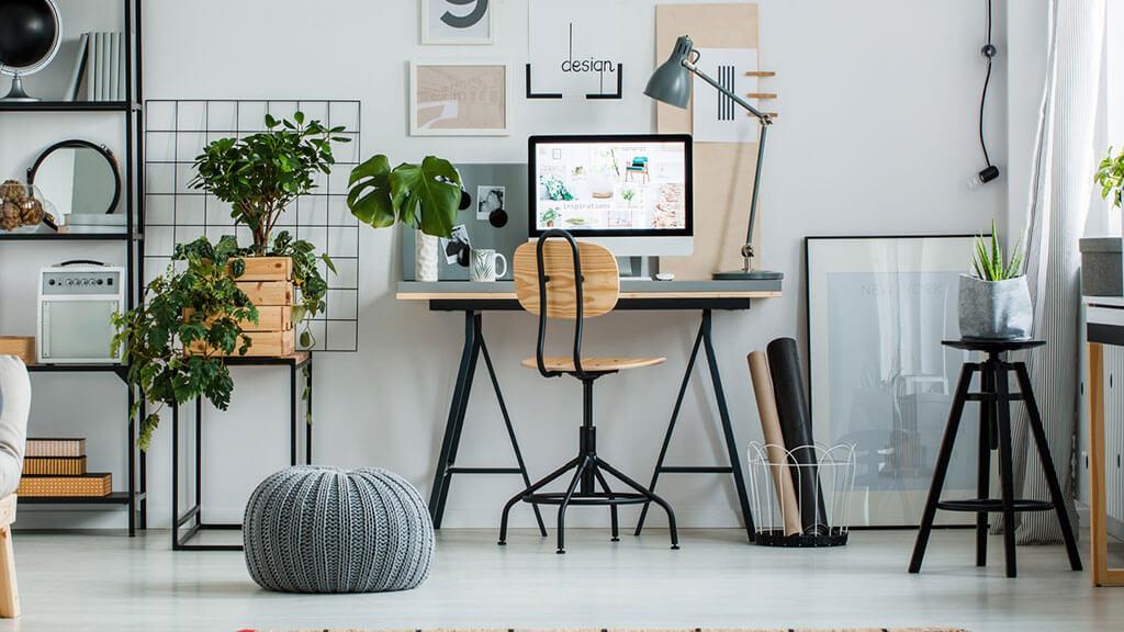 Como montar um home office perfeito para o empreendedor digital